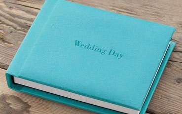 12x12 Photostory Wedding Book by Irish Wedding Photography
